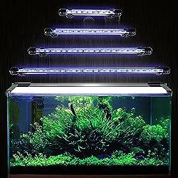 DOCEAN-Aquarium-LED-Beleuchtung-Leuchte-Lampe-Lighting-fr-Fisch-Tank-EU-Stecker-Wasserdicht-Unterwasserleuchte
