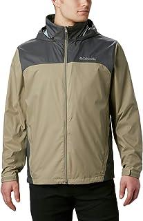 Columbia 哥伦比亚 男式 可收纳成简易包的夹克 RM2015350 绿色 S