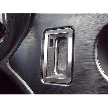 Auto Sitz Gap Cup Holder Schlitzhalter Aufbewahrungsbox,f/ür Alfa Romeo Giulia 147 147 156 159 166 4C Giulietta Stelvio GT Car Styling
