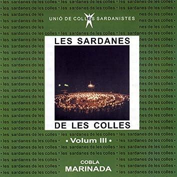 Les Sardanes De Les Colles - Vol. III