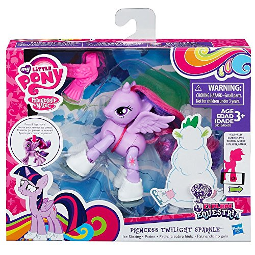 My Little Pony - B8018 - Articulé Action Deluxe - Twilight