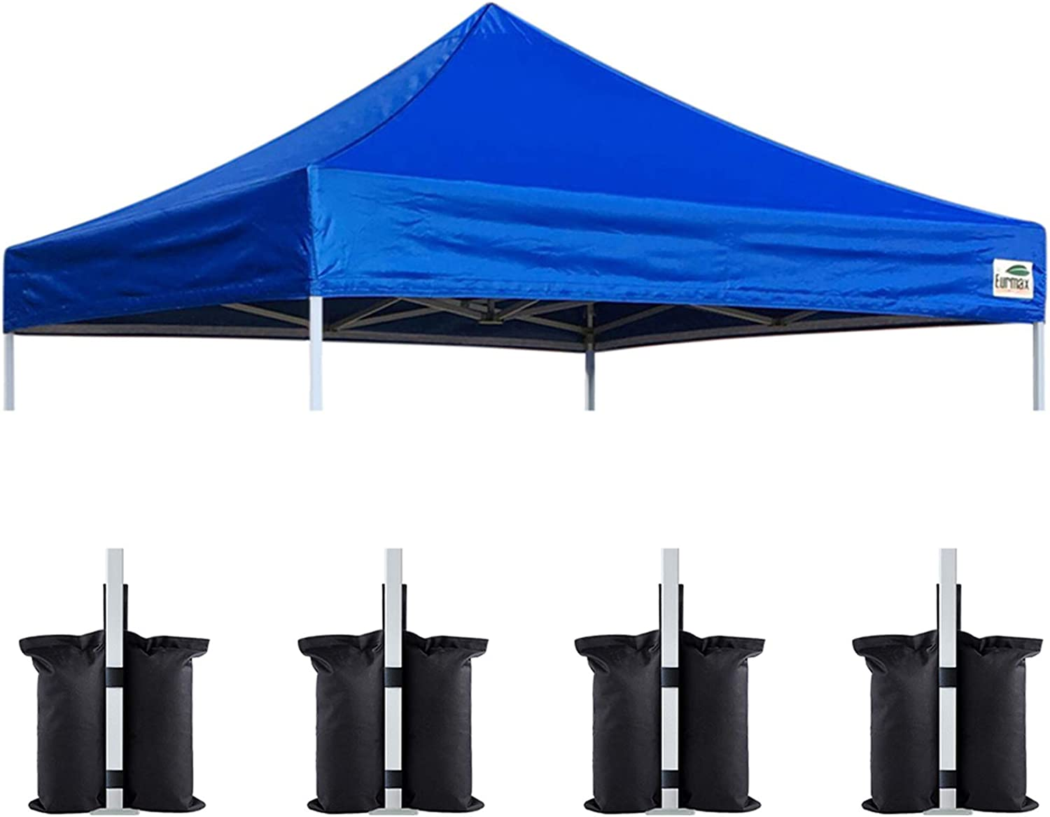 Eurmax 10x10 Pop Up Canopy Replacement Super popular specialty store Tent Fort Worth Mall Cover Top In
