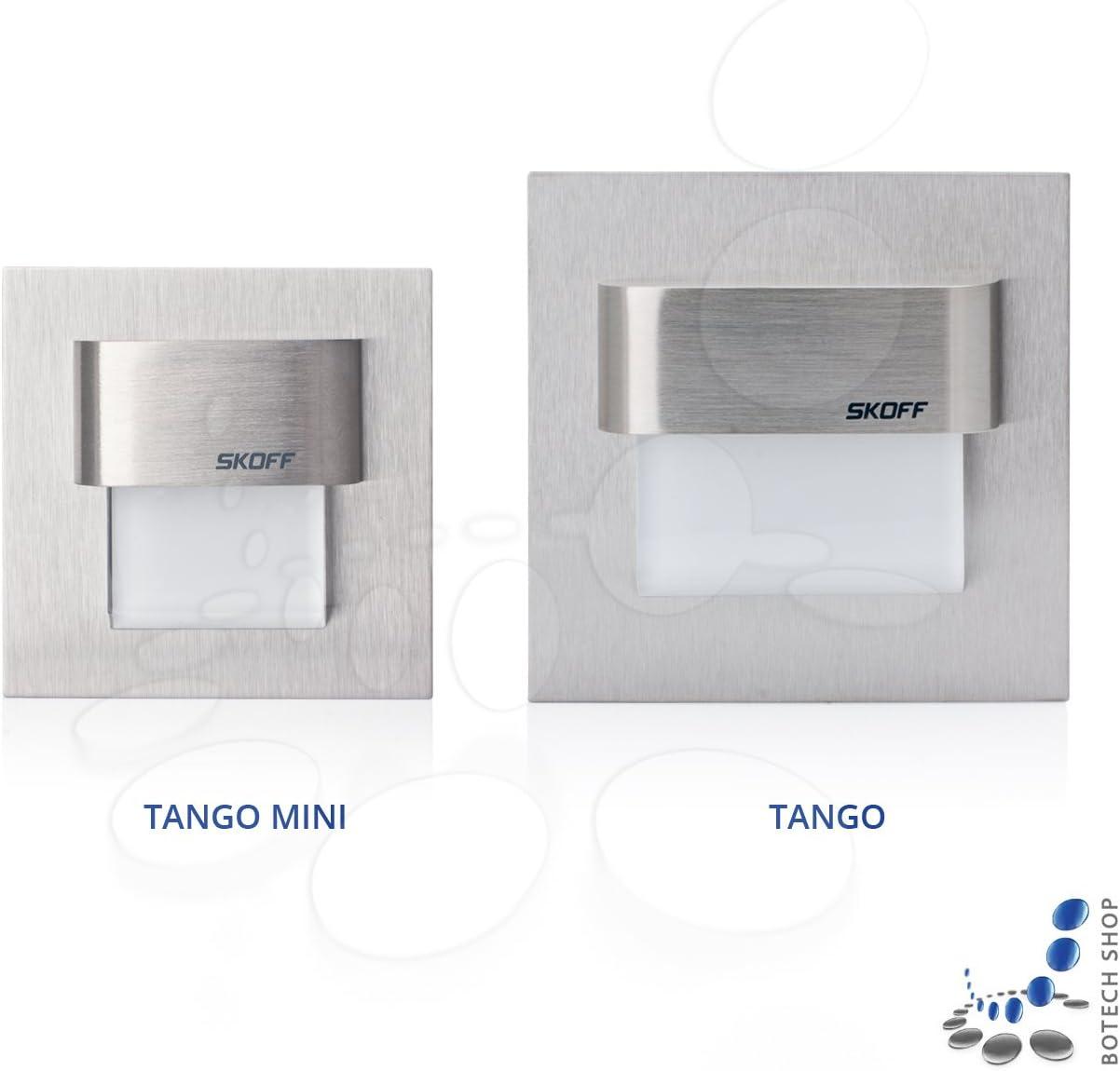 SKOFF LED Einbauleuchte Tango mini ML TMI K W 9 DE 9 09 ...