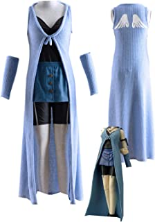 YOUYI Final Fantasy VIII Rinoa Heartilly Halloween Cosplay Costume Halloween
