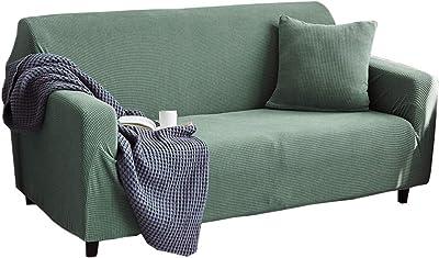 Eysa Constanza - Funda de sofa de lazos, color lino, 180 a ...