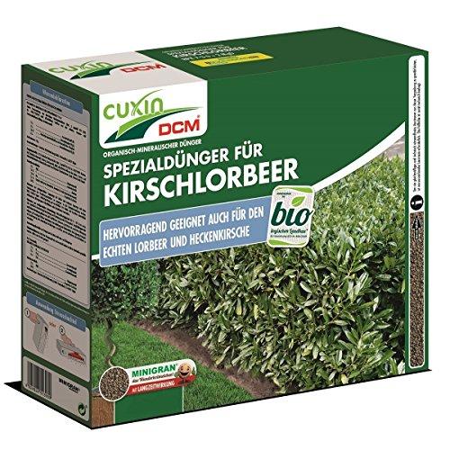 Cuxin DCM Spezialdünger für Kirschlorbeer 3kg