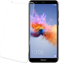 [3-Pack] KirinMall for Huawei Mate 10 Pro/Mate 10 Lite/Nova 2i / Honor 7X / Mate SE/Nokia 3.1 Plus Screen Protector, Premium Tempered Glass [9H Hardness] [Ultra Thin] [Anti-Fingerprint]