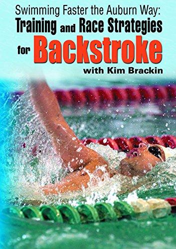 Kim Brackin: Swimming Faster the Auburn Way: Training and Race Strategies for Backstroke (DVD)