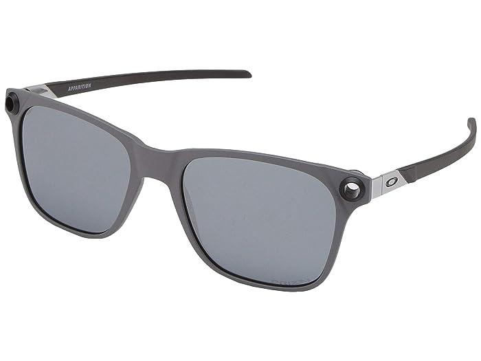 Oakley 55 mm Apparition (Satin Concrete) Fashion Sunglasses