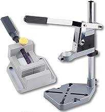 Plunge Power - Soporte de perforación para banco de perforación (incluye pinza para pedestal + prensa de taladro VICE