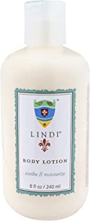LINDI SKIN Body Lotion - Nourish Your Skin And Prevent Moisture Loss (8 Ounce / 250 Milliliter)