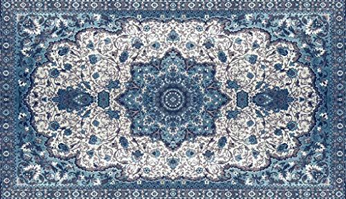 Vinyl vloervinyl |Persia, Perzisch tapijt blauw | 200x300cm