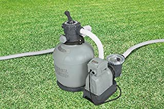 Intex Universal 12000 l/h sand filter pump for above-ground pools - 28652