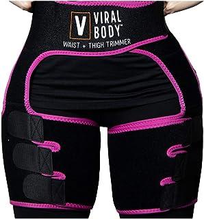Viral Body Premium 3-in-1 Waist and Thigh Trimmer Butt Lifter