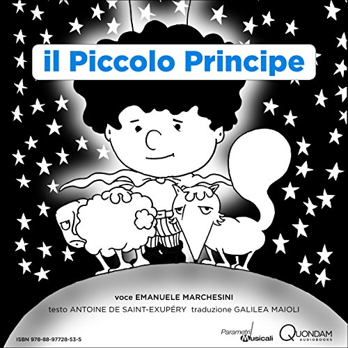 Il Piccolo Principe [The Little Prince] audiobook cover art