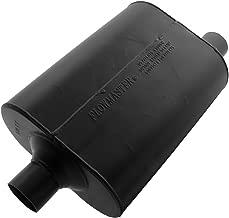 Flowmaster 952447 Super 40 Muffler - 2.25 Center IN / 2.25 Offset OUT - Aggressive Sound