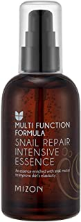 Mizon Snail Repair Intensive Care Line, Snail Facial Essence 3.38 fl oz, Korean Skincare, Improves Skin Tone and Fine Wrin...