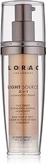 LORAC Light Source Illimunating 3 in 1 Primer, Dusk, 1.01 fl. oz.