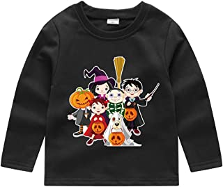 WOCACHI Halloween Toddler Kid Boys Long Sleeve O Neck Tops Sweatshirt Pullover