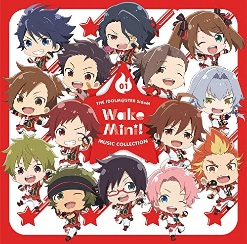 [Album]THE IDOLM@STER SideM WakeMini! MUSIC COLLECTION 01 – 315 STARS(フィジカル Ver.)[FLAC + MP3]