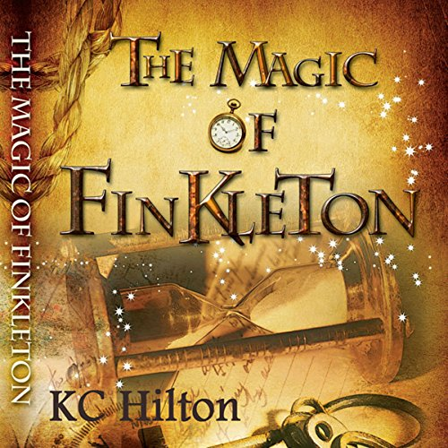 The Magic of Finkleton audiobook cover art
