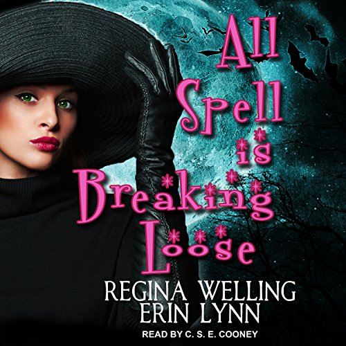 All Spell Is Breaking Loose     Fate Weaver Series, Book 2              By:                                                                                                                                 Regina Welling,                                                                                        Erin Lynn                               Narrated by:                                                                                                                                 C.S.E. Cooney                      Length: 7 hrs and 38 mins     4 ratings     Overall 4.8