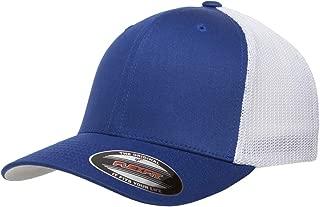 Flexfit Trucker Hat for Men and Women   Breathable Mesh, Stretch Flex Fit Ballcap w/Hat Liner
