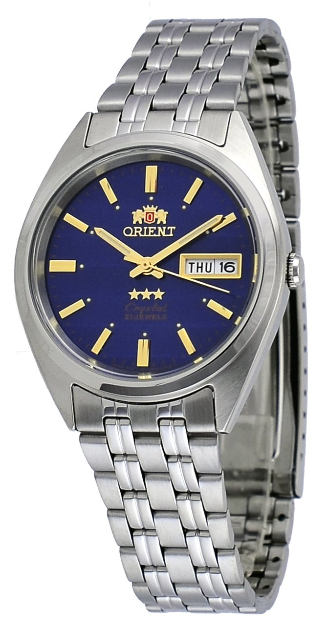 Orient FAB0000DD Stainless Steel Automatic