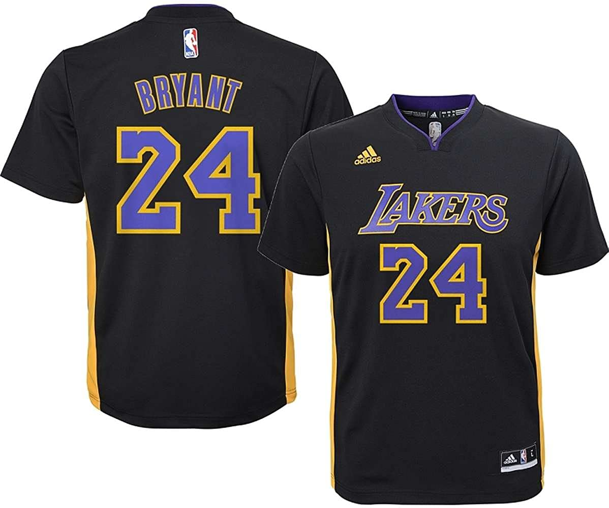 Amazon.com : adidas Los Angeles Lakers Kobe Bryant #24
