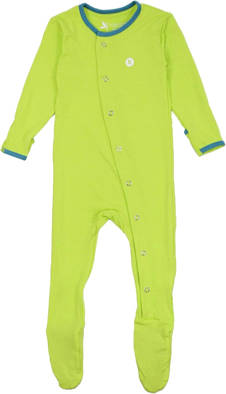 Challenge the lowest price of Japan ☆ Shedo Lane Baby Footed Sleeper - Soft Ranking TOP17 Sleep Super Pajamas Play