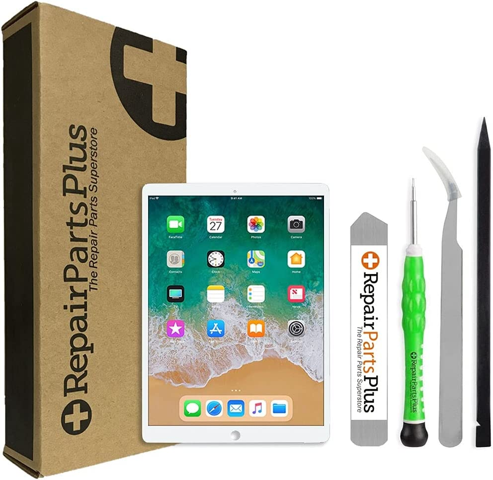 Repair Parts Plus for iPad Pro 10.5 Screen Replacement LCD Glass Digitizer Premium Kit (10.5