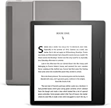 "All-New Kindle Oasis (10th Gen) - Now with adjustable warm light, 7"" Display, Waterproof, 32 GB, WiFi + Free 4G (Graphite)"