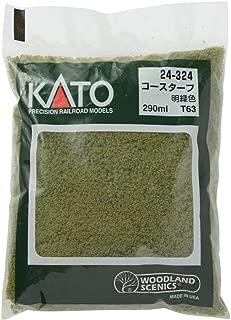 Kato 24-324 Coarse Turf Light Green