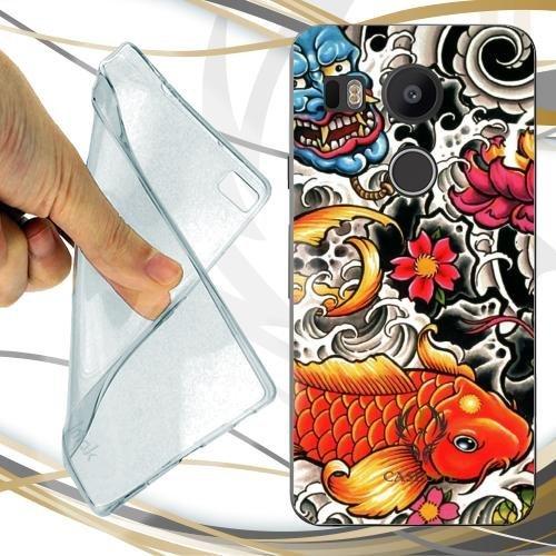 Custodia Cover Case Fantasia Orientale per LG Nexus 5X
