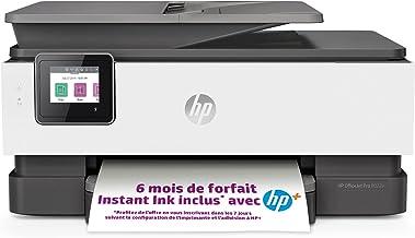 HP OfficeJet Pro 8022e Imprimante tout en un - Jet d'encre couleur – 6 mois d'Instant Ink inclus avec HP+, vos cartouches ...