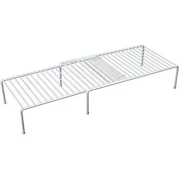 Organized Living Adjustable Shelf - White