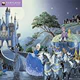 Fairyland Wall Calendar 2022 (Art Calendar)