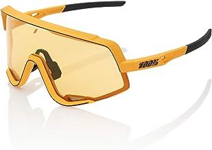 100 Percent Glendale-Soft TACT Musterd-Yellow Inclusief Smoke Lens Instead of Standard Spare Clea, Volwassenen Unisex, Ora...