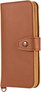 Flip Case for iPhone 8, Leather Cover Business Gifts Wallet with Extra Waterproof Underwater Case