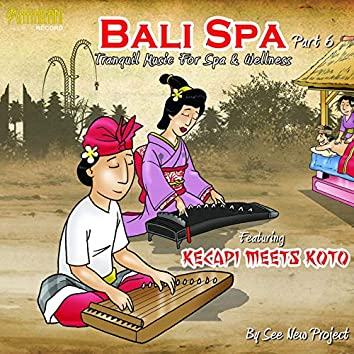 Bali Spa, Pt. 6 (Tranquil Music for Spa & Wellness)