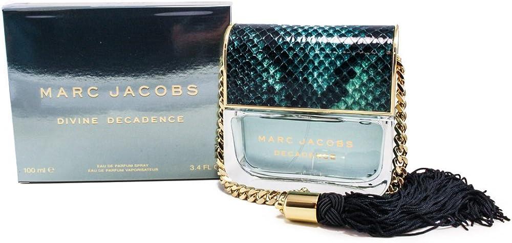 Marc jacobs decadence divine,Eau de Parfum , profumo da donna - 100 ml 10003463