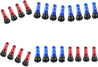 Conjunto de peças de reparo de hastes de válvula de pneu de alumínio TR413 da Homyl