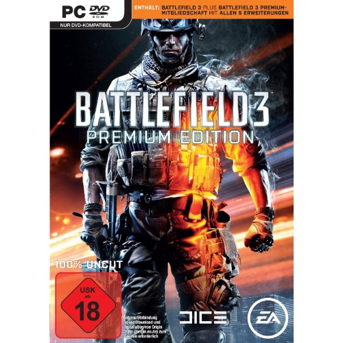 Battlefield 3 - Premium Edition [PC Code - Origin ]