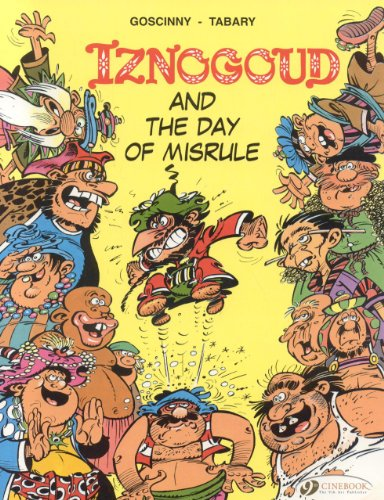 Iznogoud - tome 3 And the day of Misrule (03)