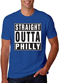 ZoDong Adult Unisex Straight Outta Philly T-Shirt