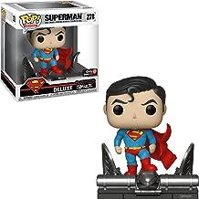 Funko Pop Dc Comics Superman Jim Lee Deluxe 278 Exclusive Vinyl Figure