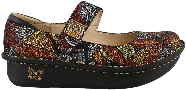 Women's Alegria, Paloma Maryjane shoes LEAF 3.7 M