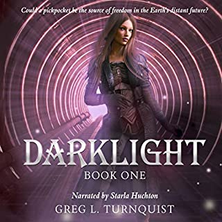 Darklight: A Coming of Age Fantasy audiobook cover art