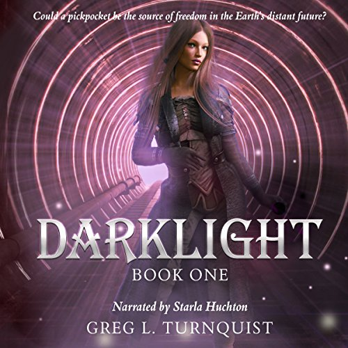 Darklight: A Coming of Age Fantasy Audiobook By Greg L. Turnquist cover art