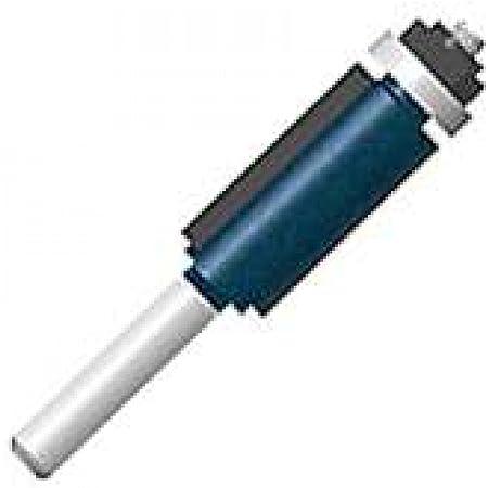 3 lot Metal Tipped 6mm Shank Flush Trim Router Bit Milling Cutter Accs Blue